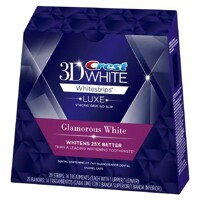 Miếng dán trắng răng Crest 3D White LUXE Glamorous
