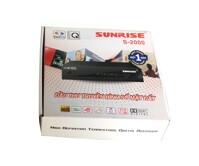 Đầu thu DVB T2 Sunrise S-2000