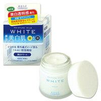 Kem dưỡng trắng da Moisture Mild White Kose 50g
