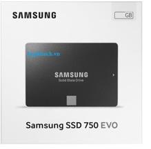 Ổ cứng SSD Samsung 750 evo 2.5-inch sata iii 120gb MZ-750120BW