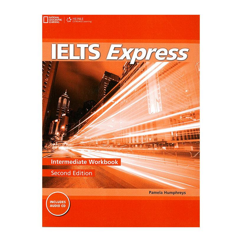 IELTS Express Inter Workbook with Audio