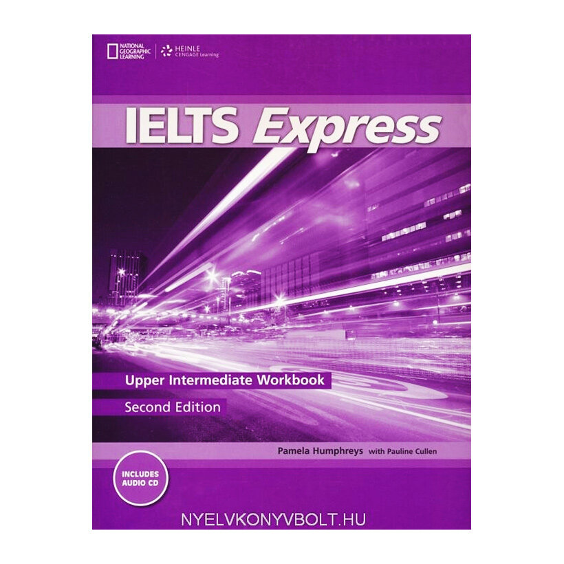 IELTS Express Upper-Inter Workbook with Audio