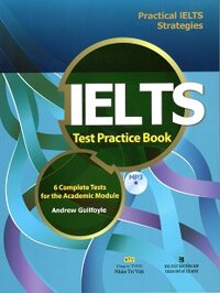 IELTS Test Practice Book