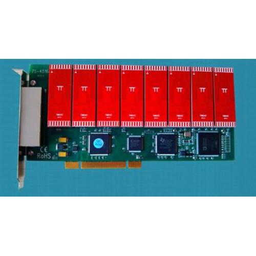 Card ghi âm điện thoại ZiboSoft ZS-D5016 - 16 lines