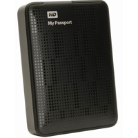 Ổ cứng cắm ngoài Western Digital WD My Passport Essential - 1TB, USB 3.0, 2.5 inch