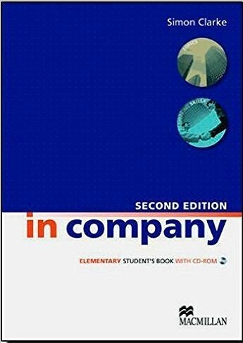 In Company (2 Ed.) Ele: Student Book With CD-ROM – Paperback