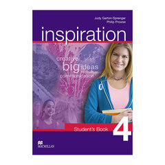 Inspiration 4 - Student's Book