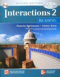Interactions 2 (Silver Edition): Reading - Pamela Hartmann & Elaine Kirn