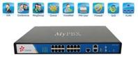 Tổng đài điện thoại IP Yeastar MyPBX U100