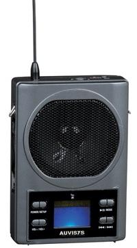 Thiết bị âm thanh trợ giảng Auvisys AM-253 (B/W)