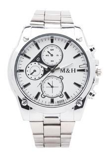 Đồng hồ đeo tay thời trang nam M&H AL - Nhiều màu