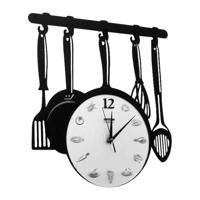 Đồng hồ dụng cụ nhà bếp Decor 3454
