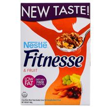 Bánh Ăn Sáng Nestle Fitnesse & Fruite Dành Cho Người Ăn Kiêng (400g)