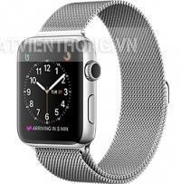 Đồng hồ thông minh Apple watch series 2 38mm Steel Silver MNP52