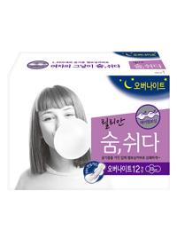 Băng vệ sinh Hàn Quốc ban đêm Lilian Soomshida (33cm) 12 miếng