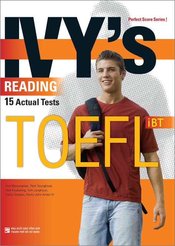 IVY's TOEFL iBT - Reading