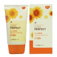 Kem chống nắng Natural Sun Aq Super Perfect Sun Cream SPF50+