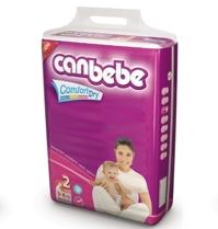 Tã dán Canbebe Dry Mini S54
