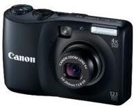 Máy ảnh du lịch Canon Powershot A1200 - 12.1MP
