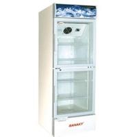 Tủ mát Sanaky VH250W (VH-250W) - 250 lít, 2 cửa