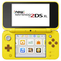 Máy chơi game Nintendo New 2DS XL Limited Pikachu edition ( US )
