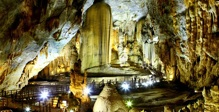 Tour du lịch Hà Nội - Phong Nha - Nhật Lệ