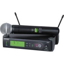 Bộ khuyếch đại âm thanh SHURE SLX4/SM58
