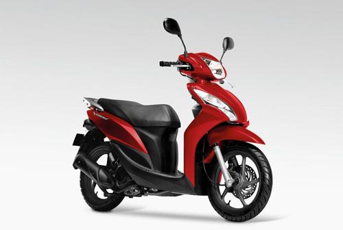 Xe máy Honda Vision Fi 110cc 2013