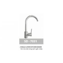 Vòi rửa bát nóng lạnh Sanfi SD7031
