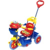 Xe đẩy trẻ em 3 bánh family 968