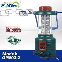 Đèn sạc Soxin QM-803