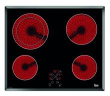 Bếp điện Teka TR 641.2 - Tổng công suất : 6.200 W