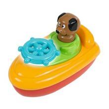 Đồ chơi nhà tắm chiếc thuyền chở chú gấu