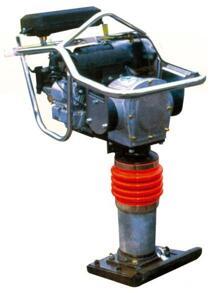 Máy đầm cóc New Century HCR-80K
