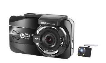 Camera hành trình HP F870g 1080P WDR GPS
