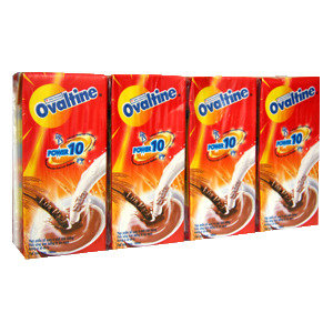 Sữa Ovaltine lốc 4 hộp x 180ml