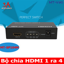 Bộ chia HDMI MT-SP104M cao cấp