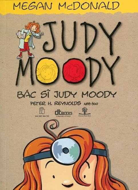 Judy Moody: Bác Sĩ Judy Moody (T5) - Megan McDonald