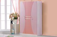 Tủ quần áo trẻ em công chúa BABY love - BL978Q