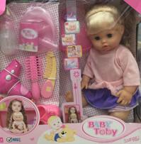 Búp bê Baby Toby 30703