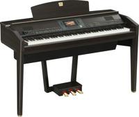 Đàn Piano Yamaha Clavinova CVP505 (CVP-505) - Màu PE
