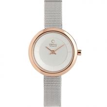 Đồng hồ đeo tay nữ dây kim loại Obaku V146LXVIMC