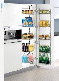 Kệ kéo tủ đồ khô 450-500mm Higold 202001