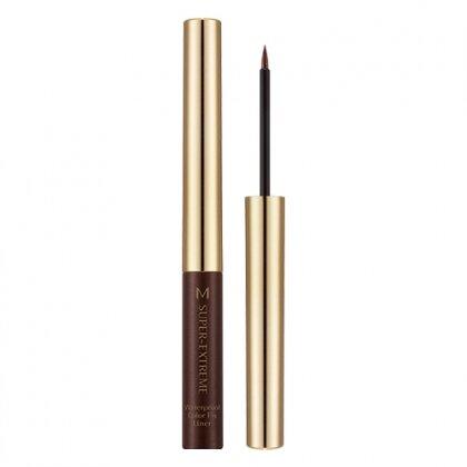 Kẻ mắt nước Missha M Super Extreme Waterproof Color Fix Liner BR01/Chocochip Brown