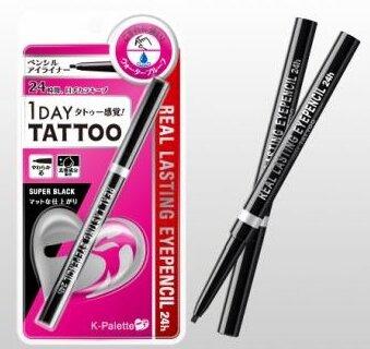 Kẻ mắt nước Tattoo Super Black Nhật Bản