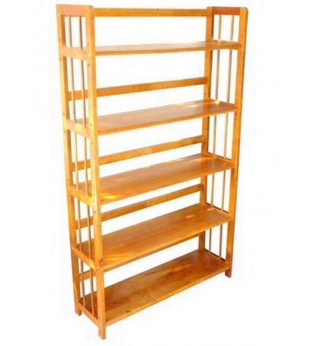 Kệ sách Bestwood 5 tầng 90 cm