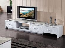 Kệ ti vi mặt đá màu trắng đẹp Y2006052