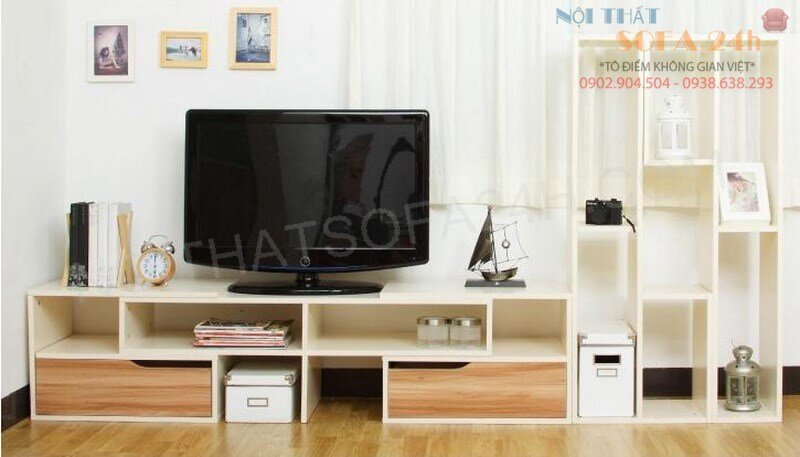 KỆ TIVI TV017