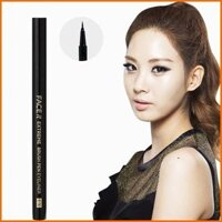 Kẻ viền mí Face It Extreme Brush Pen Eyeliner TheFaceShop - KVM-00