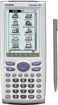 Máy tính khoa học Casio ClassPad 330